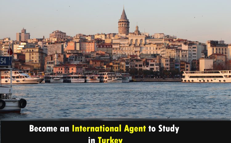 Why To become Agency for study in Turkey?
