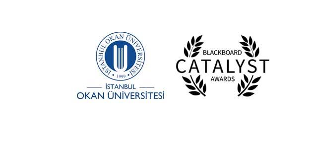 Blackboard Catalyst Award to Istanbul Okan University