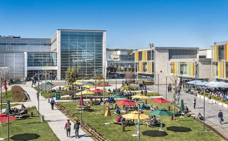 "Özyeğin University is in the ""World's Best Young Universities"" Rankings"